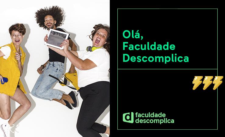 Faculdade Descomplica | Graduação Online em Contábeis, Pedagogia ...